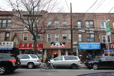 brooklyn Commercial Mixed Use For Sale: 5309 8 Avenue
