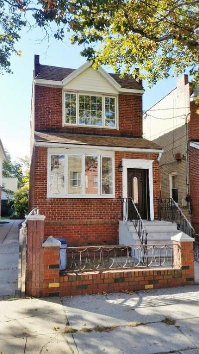 Single Family Home For Sale: 1256 East 59 Street