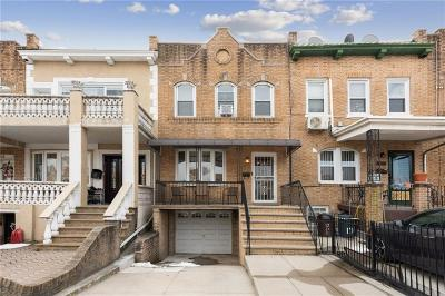Multi Family Home For Sale: 1322 Bay Ridge Parkway