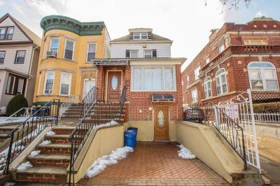 Single Family Home For Sale: 1432 Bay Ridge Parkway