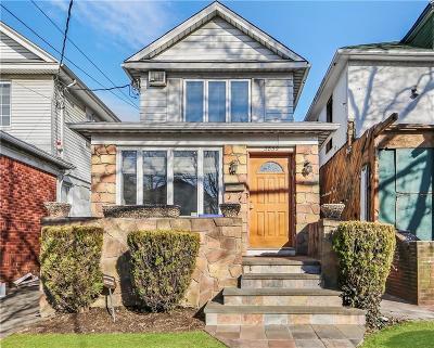 Brooklyn NY Single Family Home For Sale: $979,888