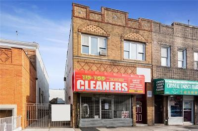 Brooklyn Commercial Mixed Use For Sale: 6007 20 Avenue