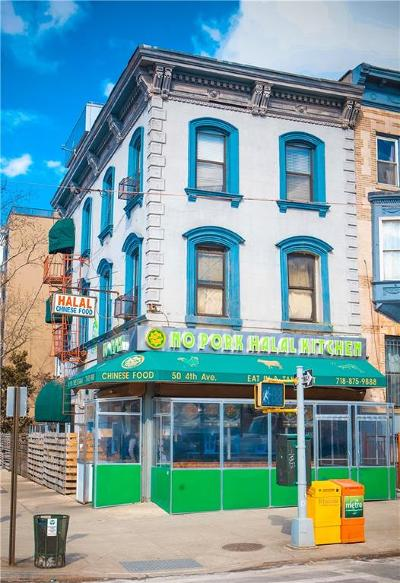 brooklyn Commercial Mixed Use For Sale: 50 4 Avenue