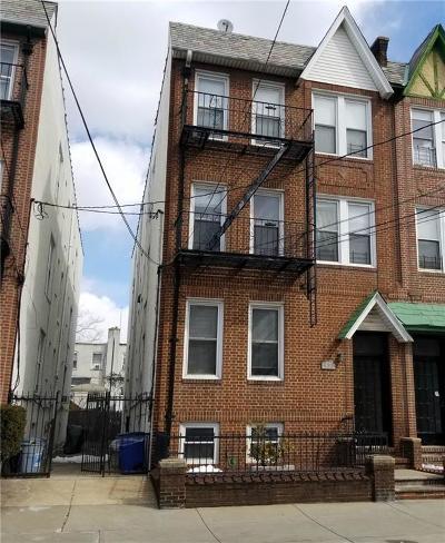 Multi Family Home For Sale: 833 Bay Ridge Avenue