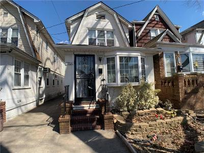 Single Family Home For Sale: 1721 Coleman Street