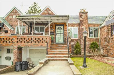 Single Family Home For Sale: 2138 East 36 Street