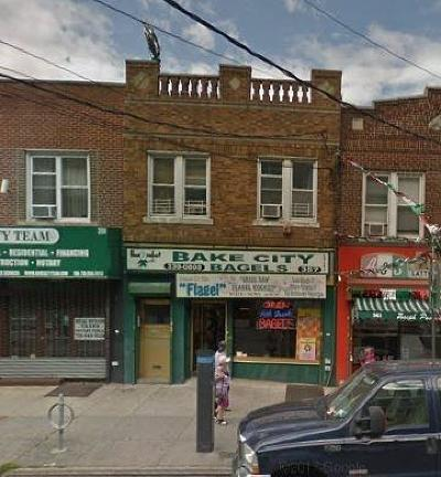 Brooklyn Commercial Mixed Use For Sale: 357 Avenue X