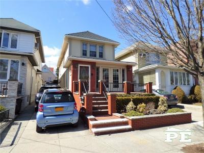 Brooklyn NY Single Family Home For Sale: $1,350,000