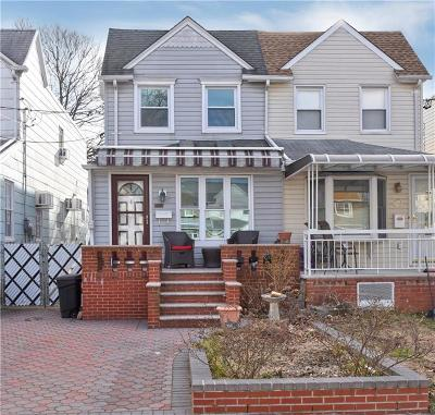 Single Family Home For Sale: 1736 East 36 Street