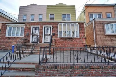 Single Family Home For Sale: 107 Bay 10th Street