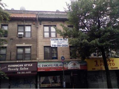 Brooklyn Commercial Mixed Use For Sale