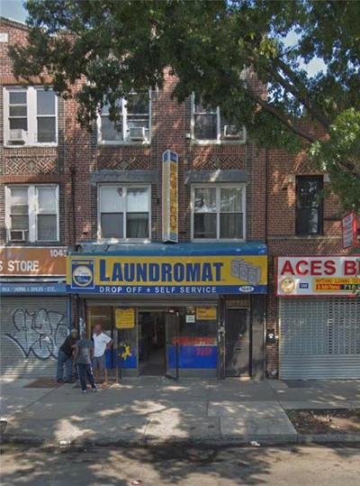 Brooklyn Commercial Mixed Use For Sale: 1045 Rutland Road