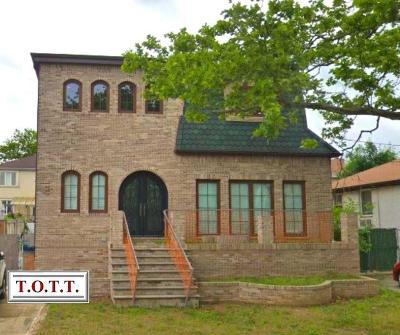 Single Family Home For Sale: 2272 East 65 Street