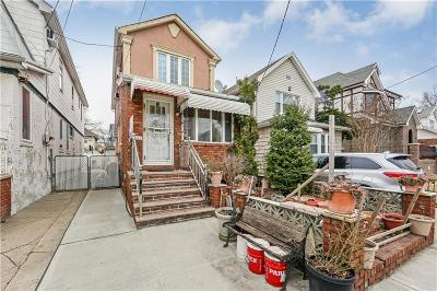 Single Family Home For Sale: 1641 Ryder Street