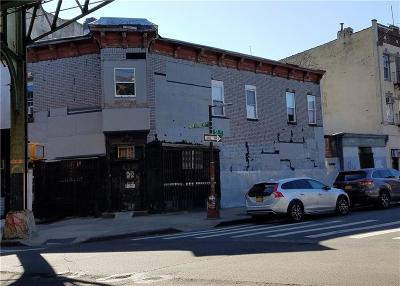 Brooklyn Commercial Mixed Use For Sale: 5702 New Utrecht Avenue
