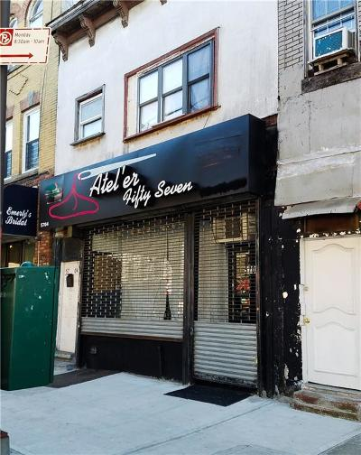 Brooklyn Commercial Mixed Use For Sale: 5704 New Utrecht Avenue