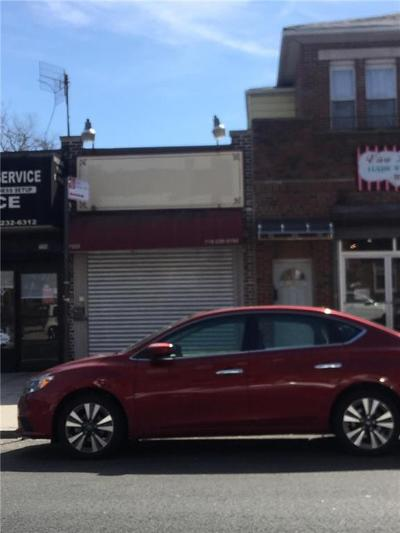 Brooklyn Commercial Lease For Lease: 7503 20 Avenue