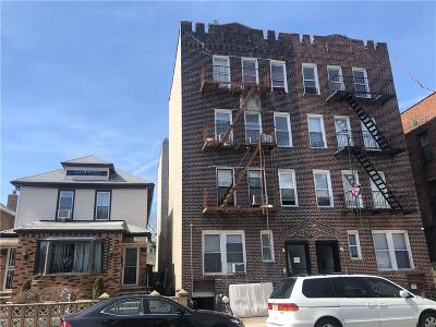 Multi Family Home For Sale: 1516 West 5 Street