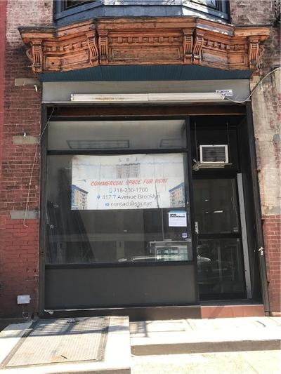 Brooklyn Commercial Lease For Lease: 463 4 Avenue