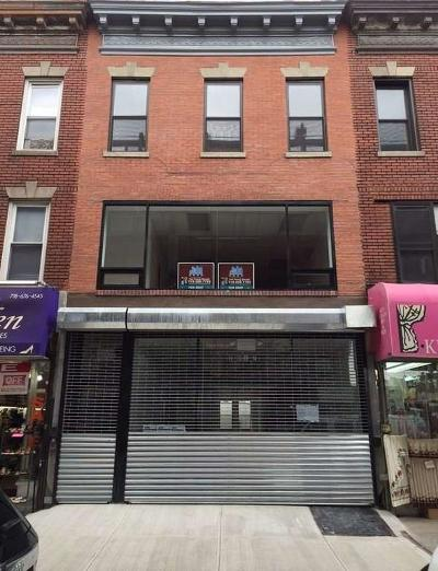Brooklyn Commercial Lease For Lease: 2017 86 Street