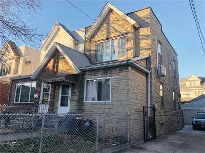 Single Family Home For Sale: 1351 76 Street