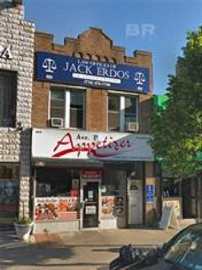 Brooklyn Commercial Mixed Use For Sale: 466 Avenue P