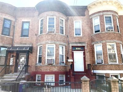 Multi Family Home For Sale: 1266 74 Street