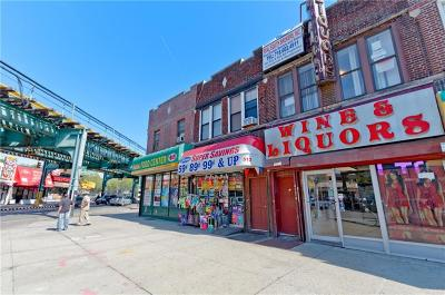 Brooklyn Commercial Lease For Lease: 512 Marion Street #STORE FR
