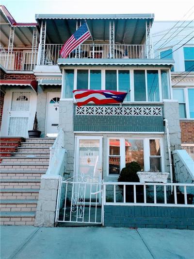 Multi Family Home For Sale: 1680 81 Street