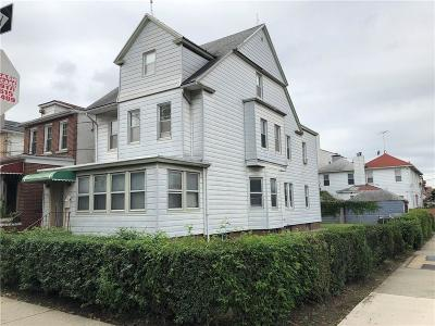 Multi Family Home For Sale: 2302 80 Street