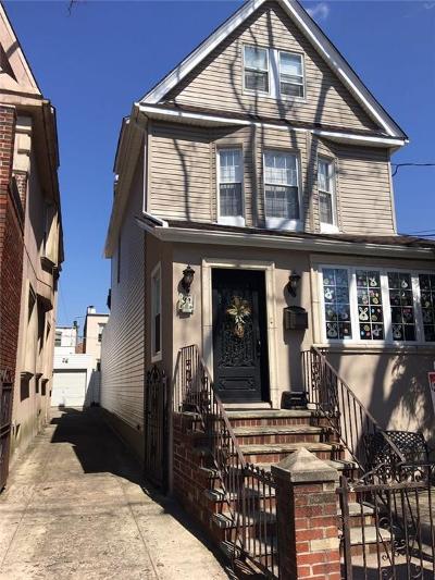Multi Family Home For Sale: 1469 77 Street
