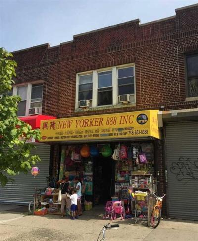 Brooklyn Commercial Mixed Use For Sale: 5309 Fort Hamilton Parkway