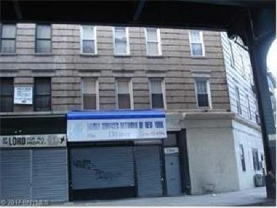 Brooklyn Commercial Lease For Lease: 1766 Broadway Avenue #1