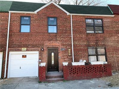 Multi Family Home For Sale: 2140 East 16 Street