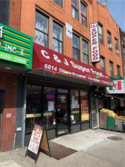 Brooklyn Commercial Mixed Use For Sale: 6814 4 Avenue