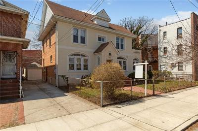 Single Family Home For Sale: 1616 Madison Place