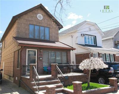 Single Family Home For Sale: 1929 Haring Street