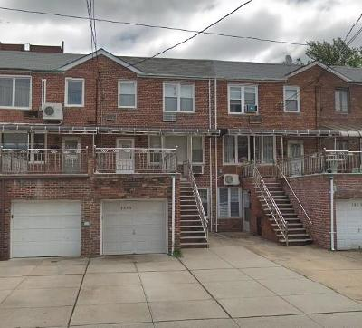 Multi Family Home For Sale: 2475 West 2 Street