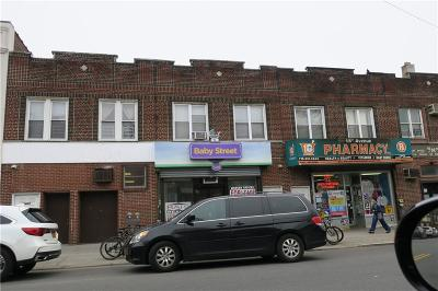 Brooklyn Commercial Mixed Use For Sale: 5409 18 Avenue