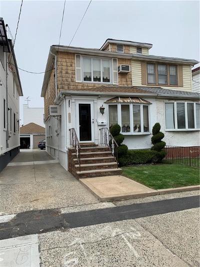 Single Family Home For Sale: 1817 Avenue V