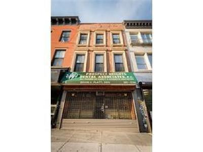 Brooklyn Commercial Mixed Use For Sale: 270 Flatbush Avenue