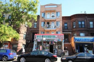 Brooklyn Commercial Mixed Use For Sale: 5405 6 Avenue