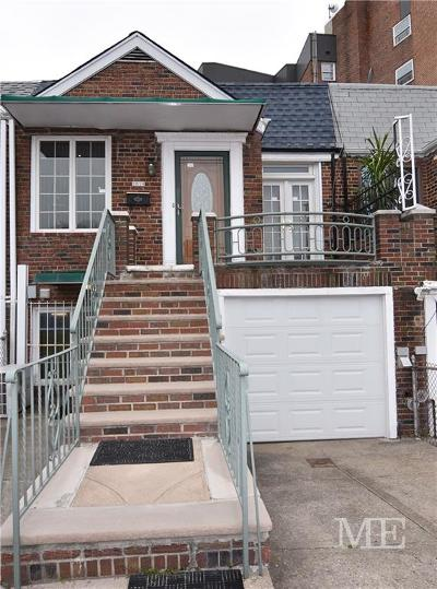 Single Family Home For Sale: 2514 Ocean Parkway