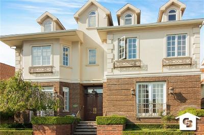 Brooklyn NY Single Family Home For Sale: $4,349,000