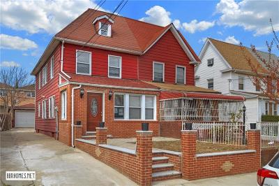 Brooklyn NY Single Family Home For Sale: $735,000
