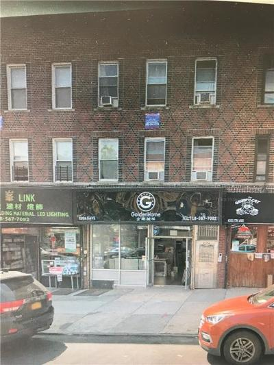 Brooklyn Commercial Mixed Use For Sale: 6204 5 Avenue