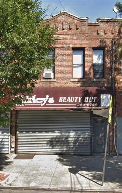 Brooklyn Commercial Mixed Use For Sale: 4505 Church Avenue
