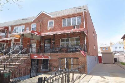 Multi Family Home For Sale: 2070 East 68 Street