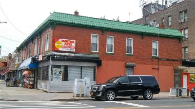 Brooklyn Commercial Mixed Use For Sale: 1671 Bath Avenue
