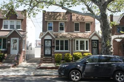 Single Family Home For Sale: 1161 76 Street